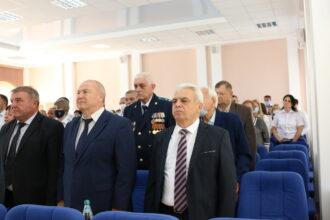 Органы прокуратуры отметили профессиональный праздник