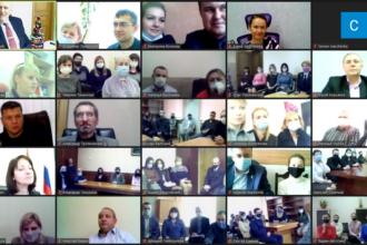 Анатолий Гурецкий поздравил коллектив органов прокуратуры с наступающим Новым годом